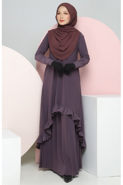 KURUNG ADEL PURPLE PLUM